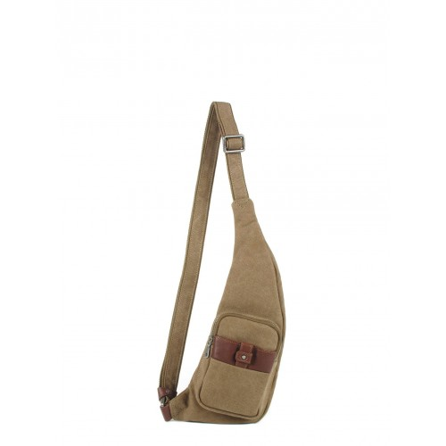 Sac holster canvas cuir Brenner