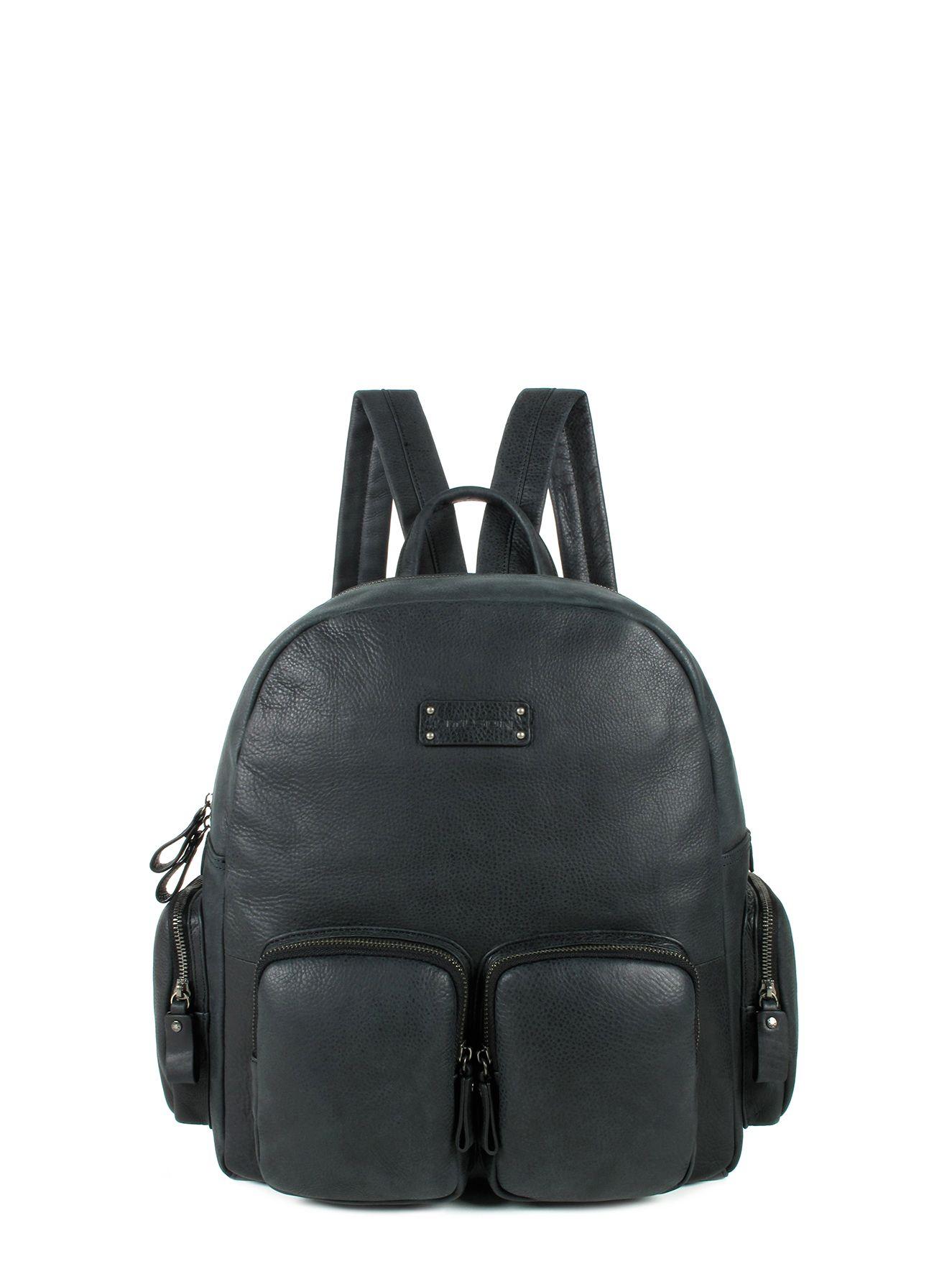 sac a dos cuir vachette brad sur wylson paris. Black Bedroom Furniture Sets. Home Design Ideas